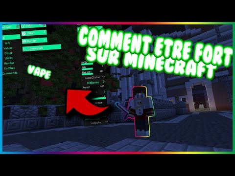 COMMENT ETRE FORT A MINECRAFT 2