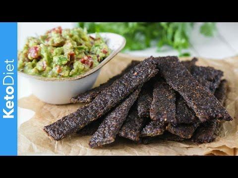 Keto Diet: Healthy Beef Jerky