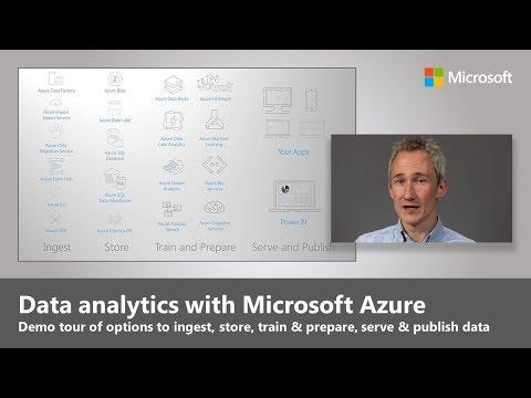 Data analytics with Microsoft Azure