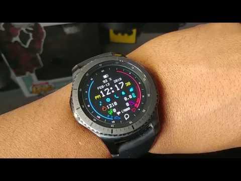 Prado Watch Face Designs At It Again For The Samsung Gear S2, S3 & Gear Sport
