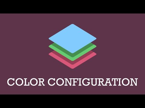 JoomlaShine Template Configuration | Video 4: Color Configuration