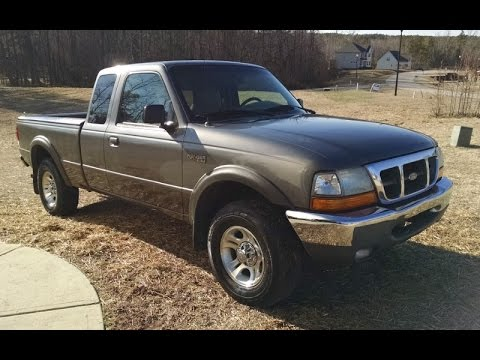 2000 Ford Ranger High Idle