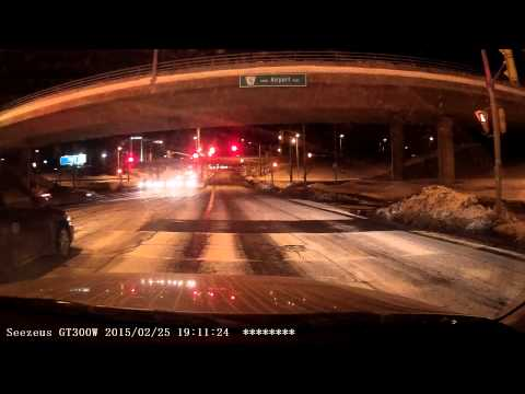 Ottawa ON - Red Light Runners
