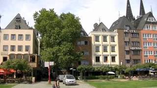Cologne - Koln video tourguide