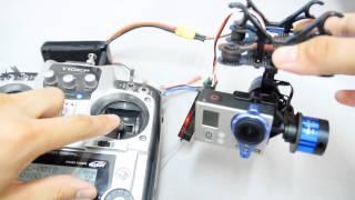 Arduino Stabilized Model Rocket - smartduinoscom