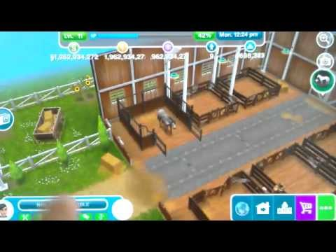 The Sims Freeplay - Need For Steed