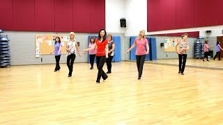 I've Been Waiting For You EZ - Line Dance (Dance & Teach in English & 中文)