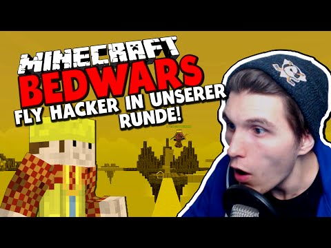 FLY HACKER ERWISCHT! ✪ Minecraft Bedwars Woche Tag 24 mit Krancrafter