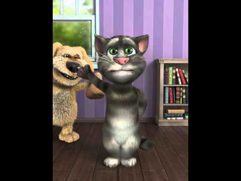 Talking Tom High Pitch Voice
