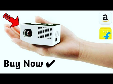 Top 6 Portable Projector Buy on Amazon In 2018