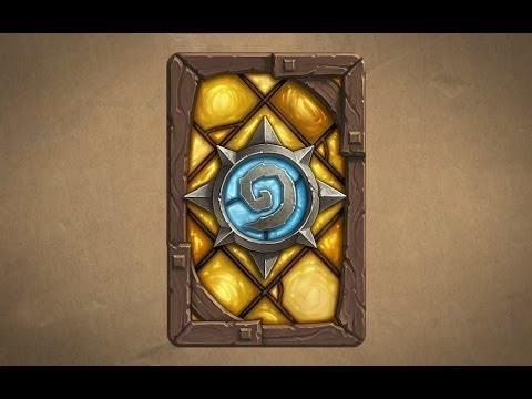 Hearthstone Fireside Gatherings Card Back!