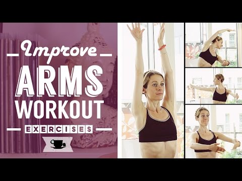 Strong and Lean Arms Workout | Lazy Dancer Tips
