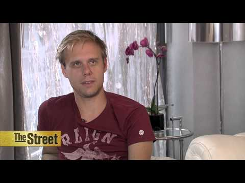 DJ Armin van Buuren on the Business of Electronic Dance Music