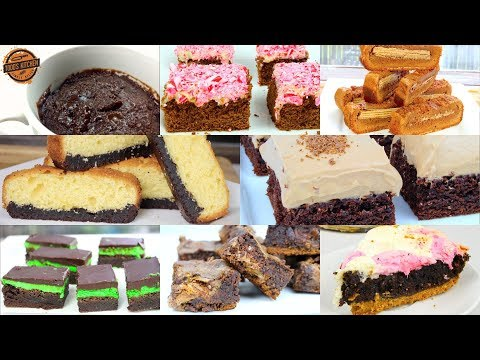 Top Brownie recipes - How to make DIY