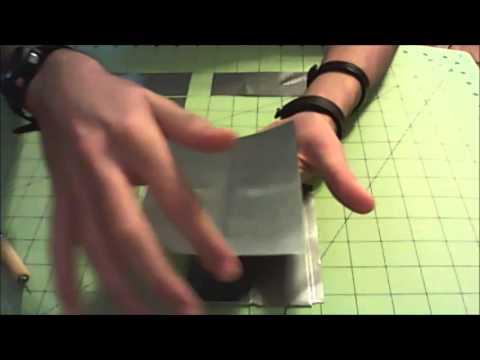 How to make a Duct Tape Pocket Protector!