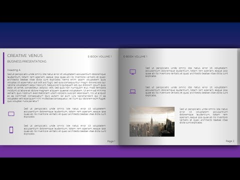 LEARN E-BOOK DESIGN & ANIMATION IN Microsoft Office PowerPoint PPT