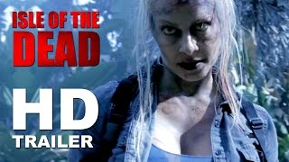"Maryse Ouellet Mizanin in ""Isle of the Dead"" Syfy Encore Promo (with D.C. Douglas & Joey Lawrence)"