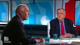 Shields and Brooks on the White House's revolving door, Conor Lamb's upset win