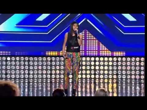 X   Factor Australia -  Marlisa Punzalan 14 years old (2014)