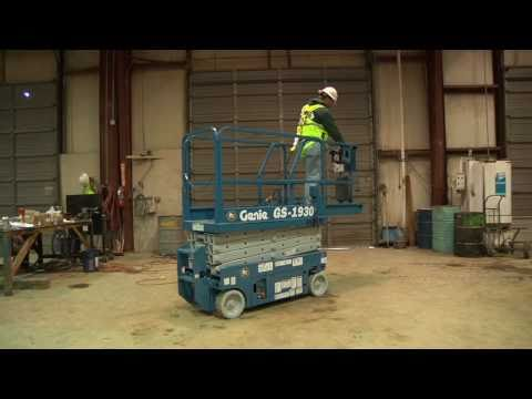 Wimco Safety Library - Scissor Lift