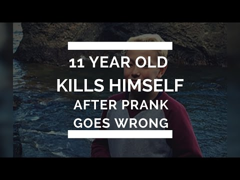 11 Year Old Boys Kills Himself After Girlfriend Death Prank | Tysen Benz