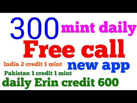 300 free call india pakistan free call 300 mint daily make unlimited call anywhere