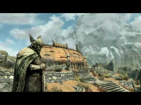 Skyrim: Remastered Official Reveal Trailer (Xbox One/PS4/PC)