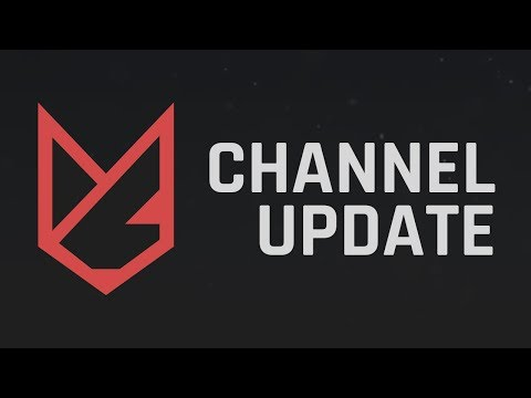 Channel Update and Rebrand - WebFox