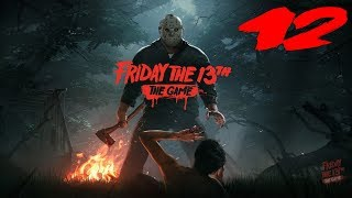 The FGN Crew Plays: Friday the 13th The Game #12 - The Failed Escape (PC)