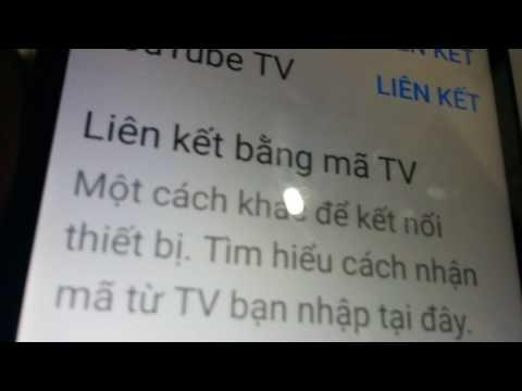 Hướng dẫn hát karaoke bằng ứng dụng Smart YouTube TV