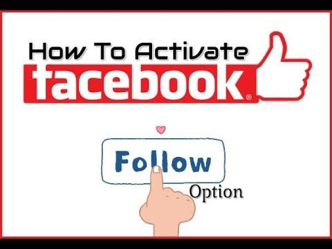 Facebook Followers Option Ko Kaise Activate Kare