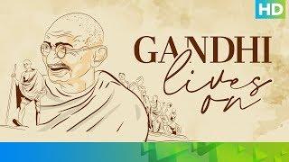 Gandhi lives on!