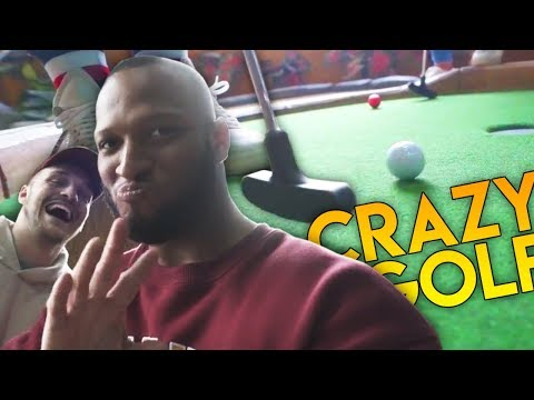 I Tried Crazy Golf Trick Shots & It Ended In Complete Disaster..
