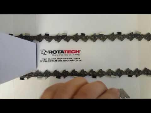 What Chainsaw Chain Do I Need? Rotatech Chainsaw Chain Adviser