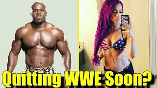 10 Wrestlers Who Might QUIT WWE Very Soon! (2018)