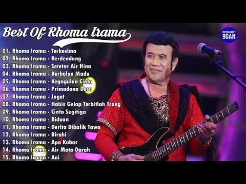 Download Rhoma Irama Full Album - Lagu Terbaik Rhoma Irama Duet Dangdut Lawas Terpopuler Sepanjang Masa MP3 Gratis