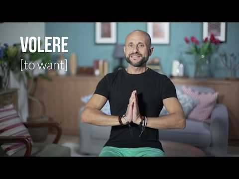 Italian Expressions: Learn Intermediate Italian and Use the Verb VOLERE, Differently (Part 2) [IT]