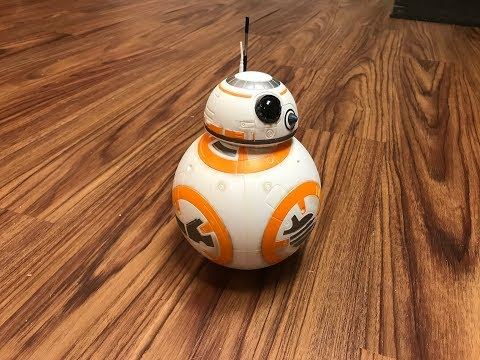 Hasbro Remote Control BB8 Not Working