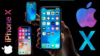 Apple iphone x for 2019- first look - new design in 2017 - iconic apple phone - music - SCREENSHOTZ