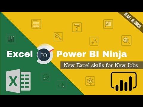 Excel to Power BI Live Training | Power BI