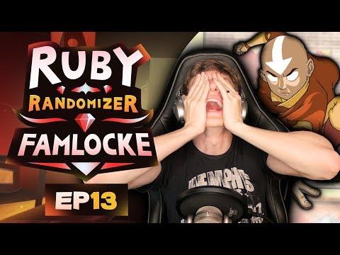 I'M AN IDIOT! | Pokemon Ruby Randomizer Famlocke EP 13