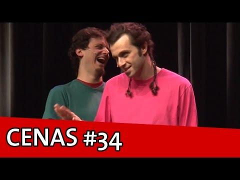 IMPROVÁVEL - CENAS IMPROVÁVEIS #34
