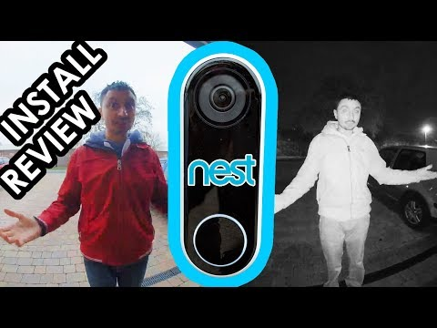 How to Install Nest HELLO in UK Easily & Review! DETAILED!