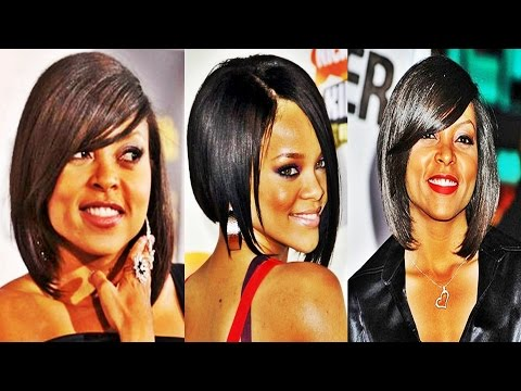 Unique Bob Hairstyles For Black Women 2017