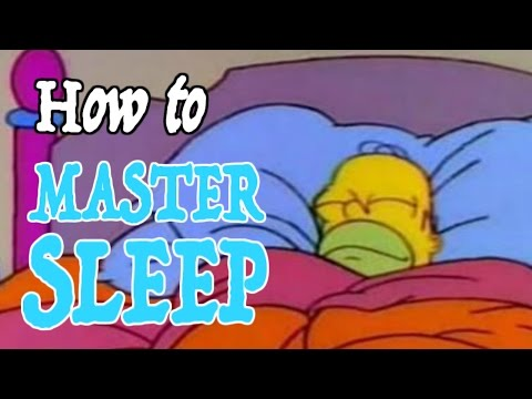 6 Uncommon Tips to MASTER Sleep - Fall Asleep FASTER and Wake up Fresh