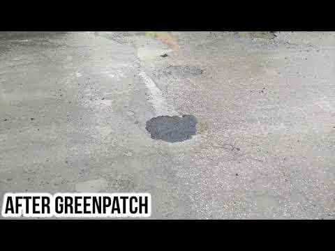 GreenPatch High Performance Cold Patch Asphalt