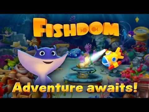Fishdom: Create your dream aquarium