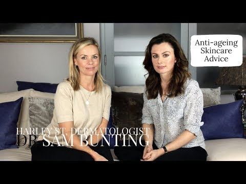 Dr Sam Bunting shares her top Anti Ageing skincare tips