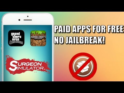 Install Paid Apps and Games For Free Without Jailbreak! | iOS 9 - iOS 10 |