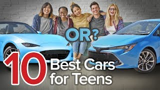 Top 10 Best Cars for Teens: The Short List